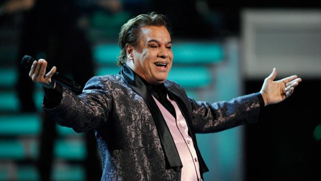 Juan Gabriel cover