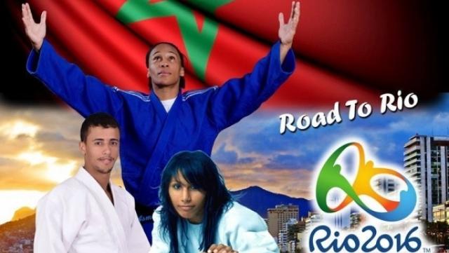 judokas marocains
