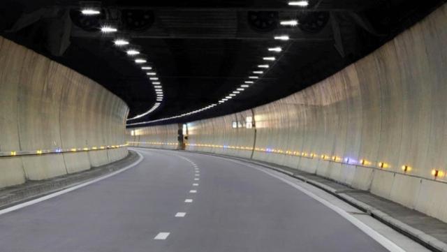 trémie tunnel