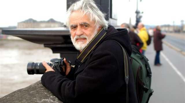 Le photographe Richard Zéboulon