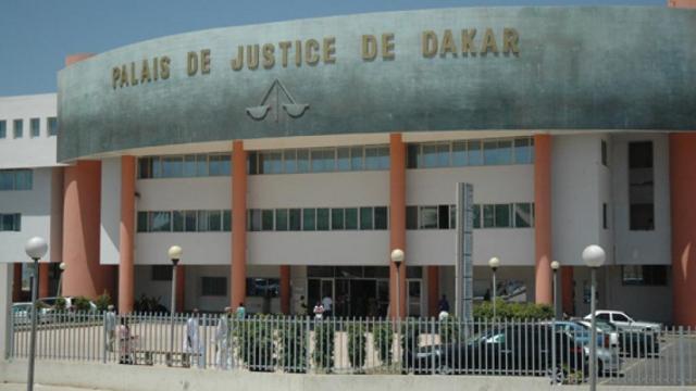 palais de justice dakar