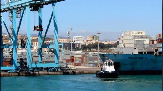 port algesiras