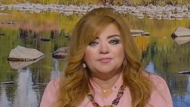 présentatrice égyptienne