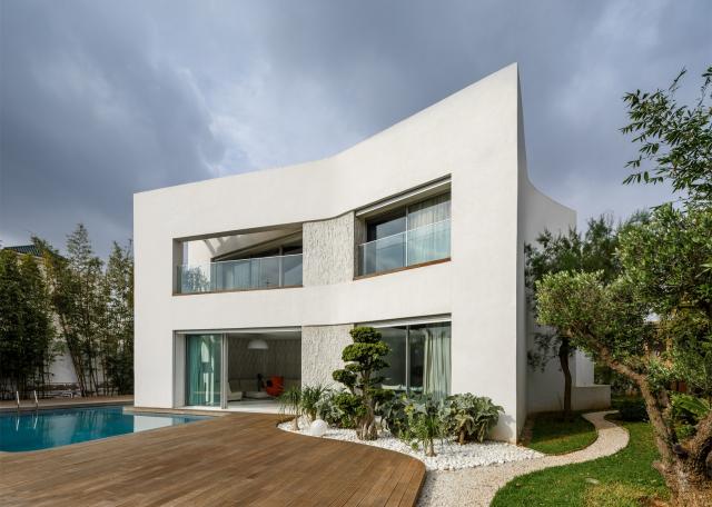diapo le projet d 39 un architecte marocain salu par la presse anglophone. Black Bedroom Furniture Sets. Home Design Ideas