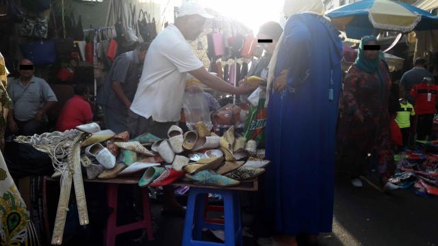 préparations pour accueillir de la fête de l'aïd el kébir