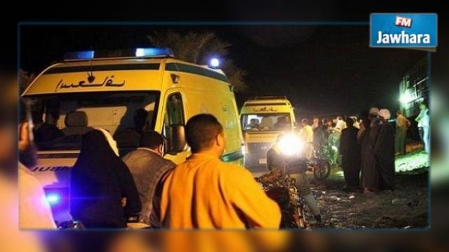 Accident Egypte
