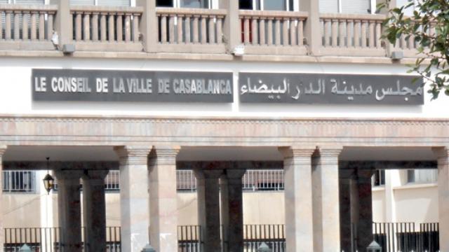 mairie casa