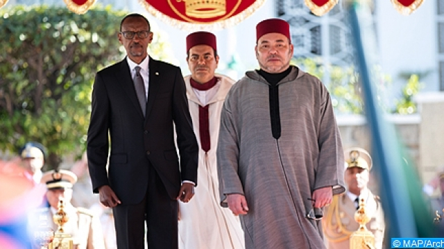 Maroc-Rwanda