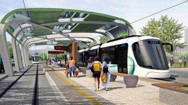 metro d'Abidjan