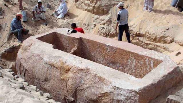 Egypte pourquoi la découverte d'une cité ancienne ne sauvera pas le tourisme