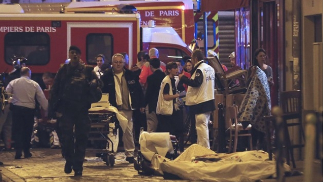 Attentat Paris 2015