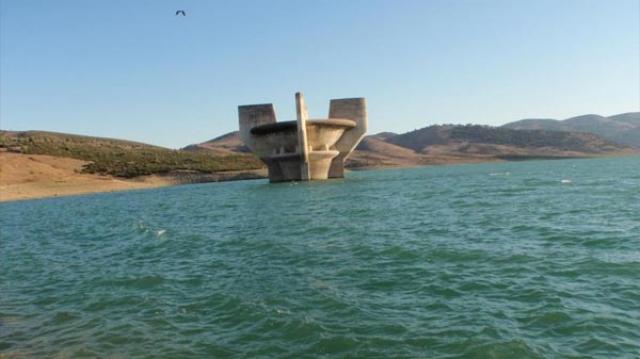 Barrage Oued El Makhazine