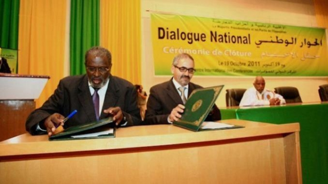 dialogue national