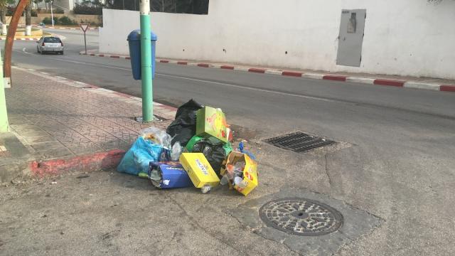 ordures Hoceima11