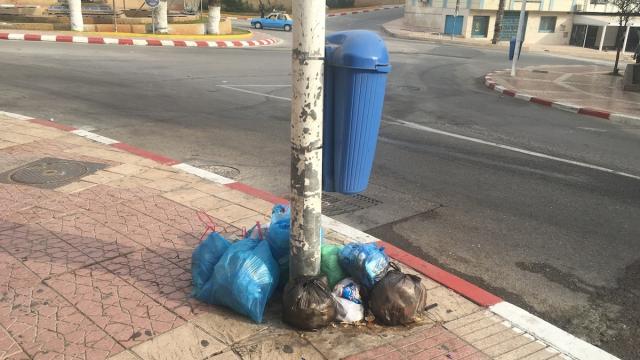 ordures Hoceima00