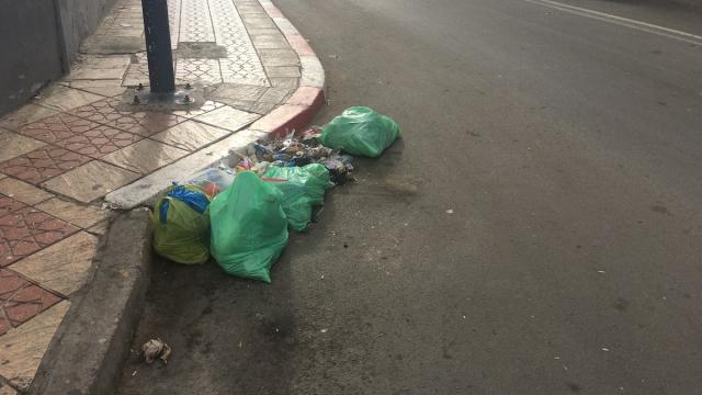 ordures Hoceima