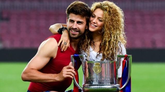 Piqué-Shakira