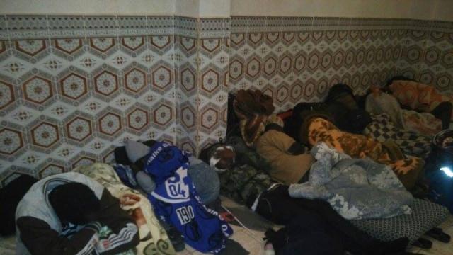 Chasse aux noirs à Alger à la veille du forum d'affaires