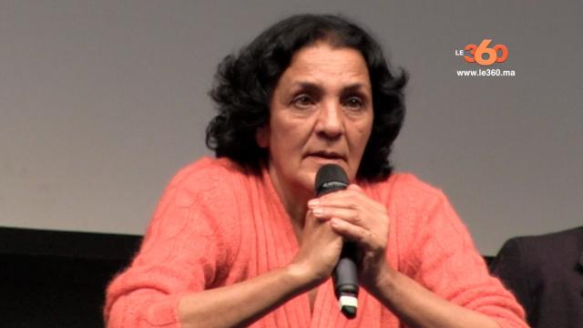 """Cover Vidéo.. Fatima Harrandi: """"Moi aussi je pleure, je ris, je souffre"""""""