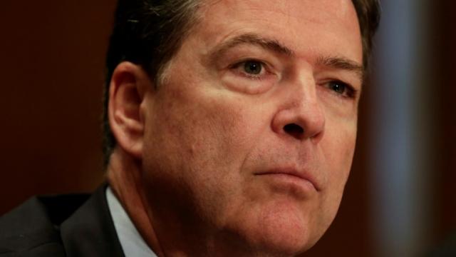 directeur FBI James Comey