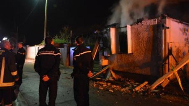 Incendie France