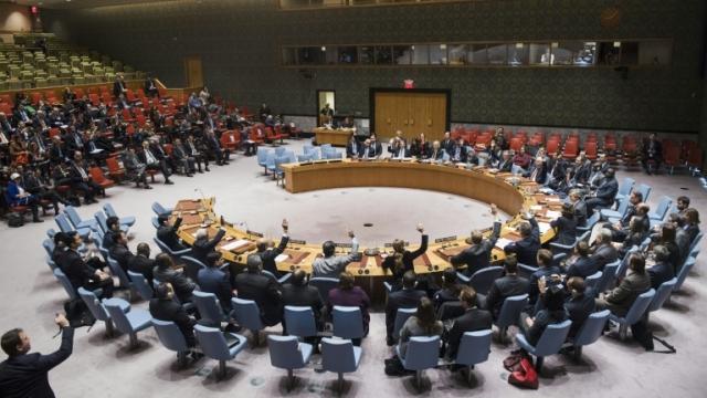 ONU conseil sécrurité