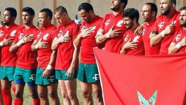Maroc-Rugby