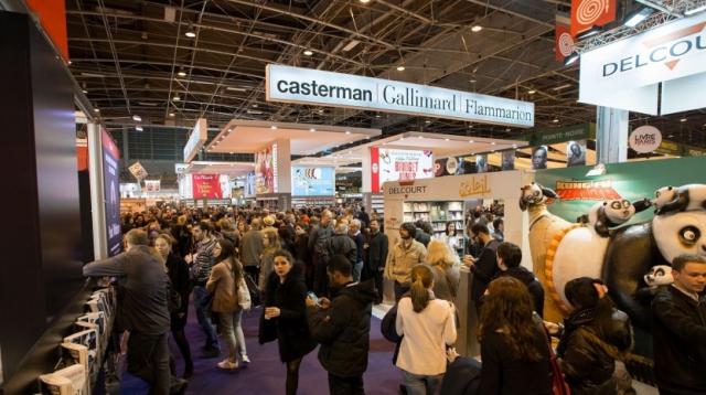 Salon du livre de paris la liste des 34 auteurs marocains - Le salon du livre paris ...
