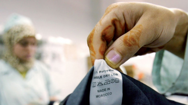 Textile Maroc