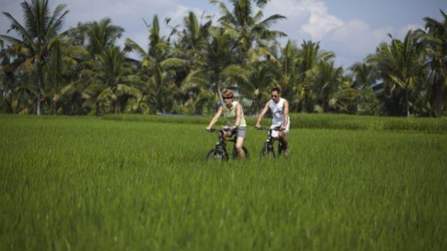vélos indonésie