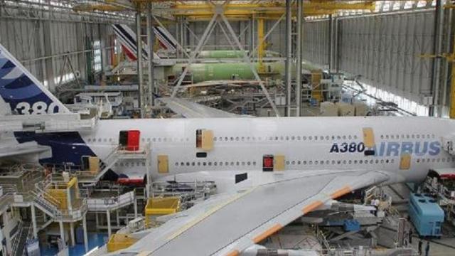 airbus usine