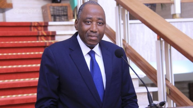 Amadou Gbon Coulibaly