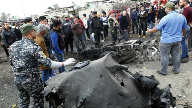Attentat Irak