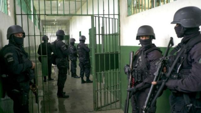 Brésil émeute prison