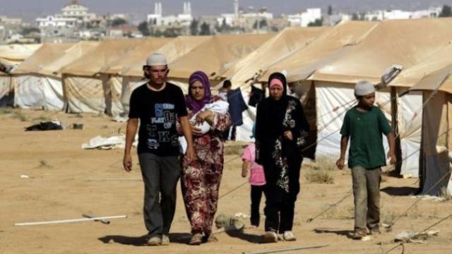 Camp Zaatari Jordanie