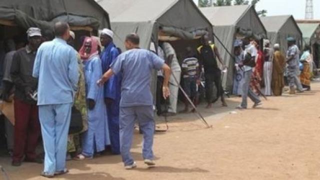 Hôpital de campagne Juba