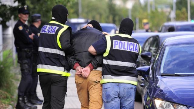 Jihadiste Espagne