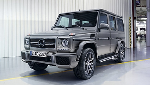 Mercedes Classe G AMG