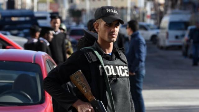 Policier Egypte