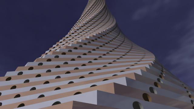 pyramide de ponzy