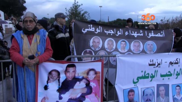 Cover Vidéo... Reprise du procès des accusés de Gdim izik