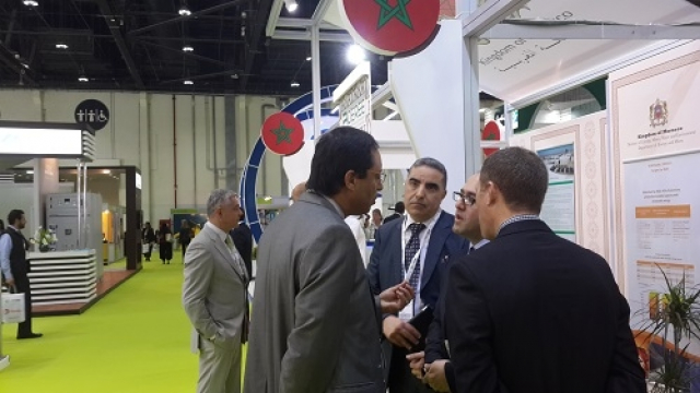 Salon international d'Abu Dhabi