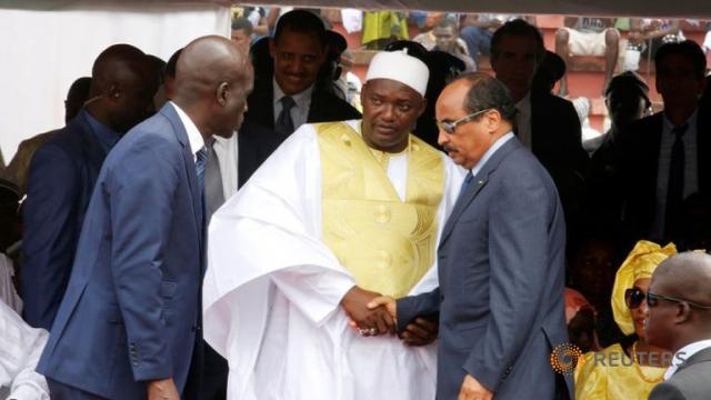 Mauritanie-Gambie: l'accueil glacial réservé à Ould Abdel Aziz à Banjul commenté par la presse