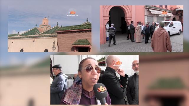 Cover Video -Le360.ma •أجواء العزاء في بيت الراحل بوستة بمراكش