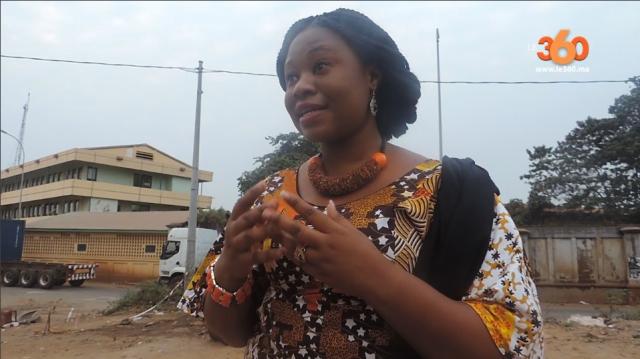 cover vidéo: Fatoumata Chérif la blogueuse guinéenne aux selfies anti-ordures