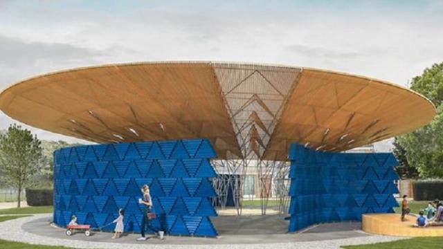 Burkina Faso. Francis Kéré: l'architecte qui séduit Londres après avoir conquis Berlin