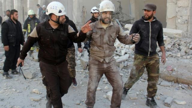 attaque Homs