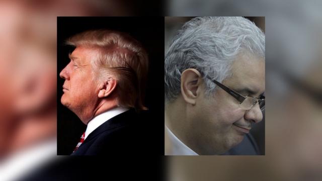 Trump et Baraka
