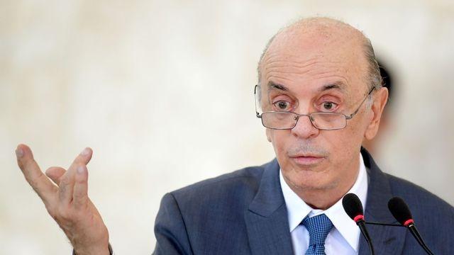 ministre brésilien des Affaires étrangères