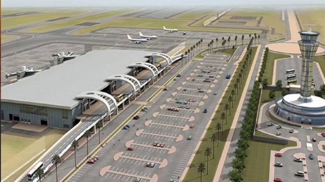 Sénégal: l'aéroport en construction depuis 10 ans pourrait être livré en mai prochain